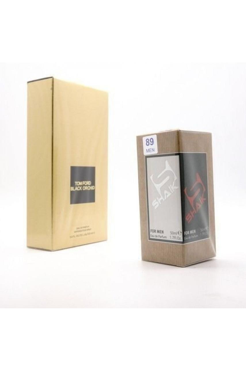 SHAIK M&W 89 (TOM FORD BLACK ORCHID) 50 ML