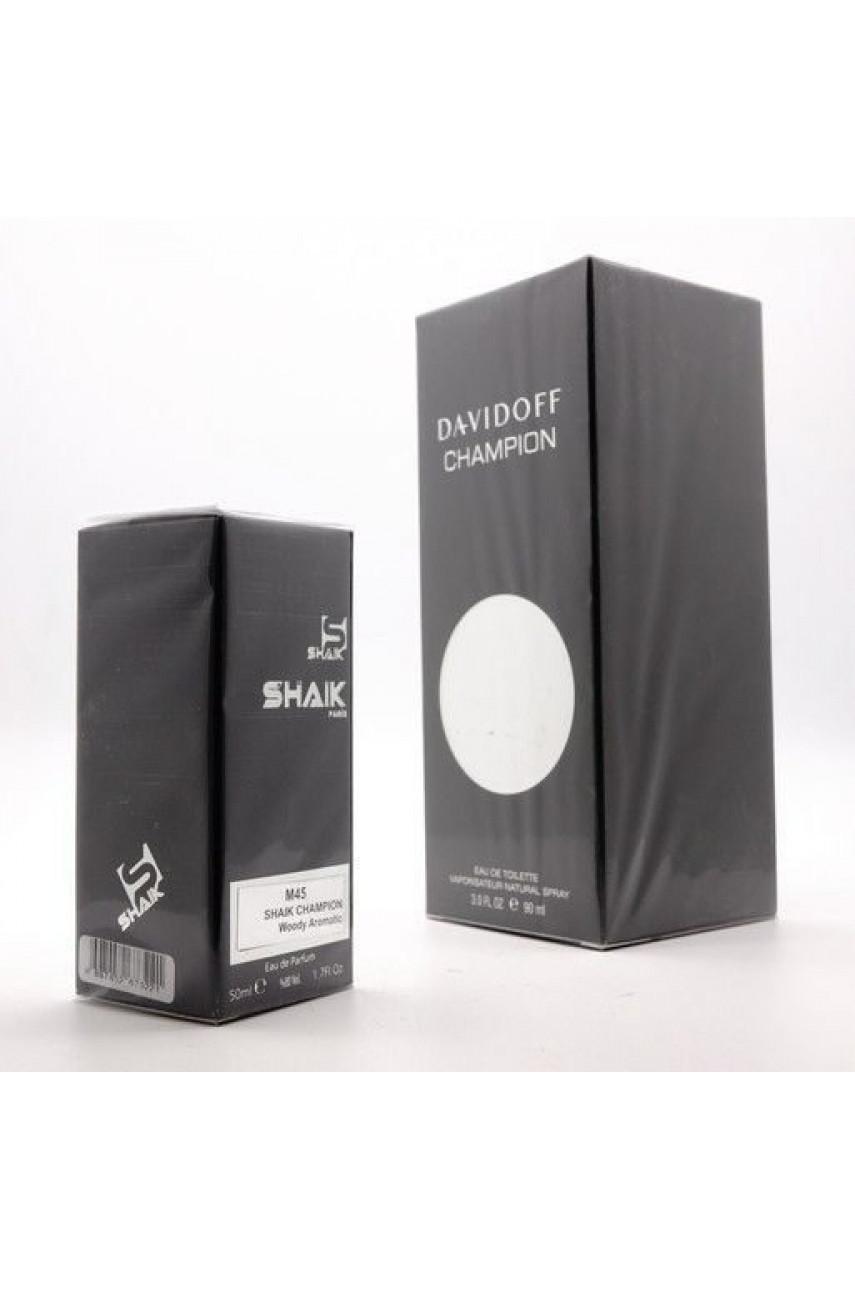 SHAIK M 45 (DAVIDOFF CHAMPION) 50 ML