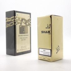 SHAIK M 07 (ANTONIO BANDERAS THE GOLDEN SECRET) 50 ML
