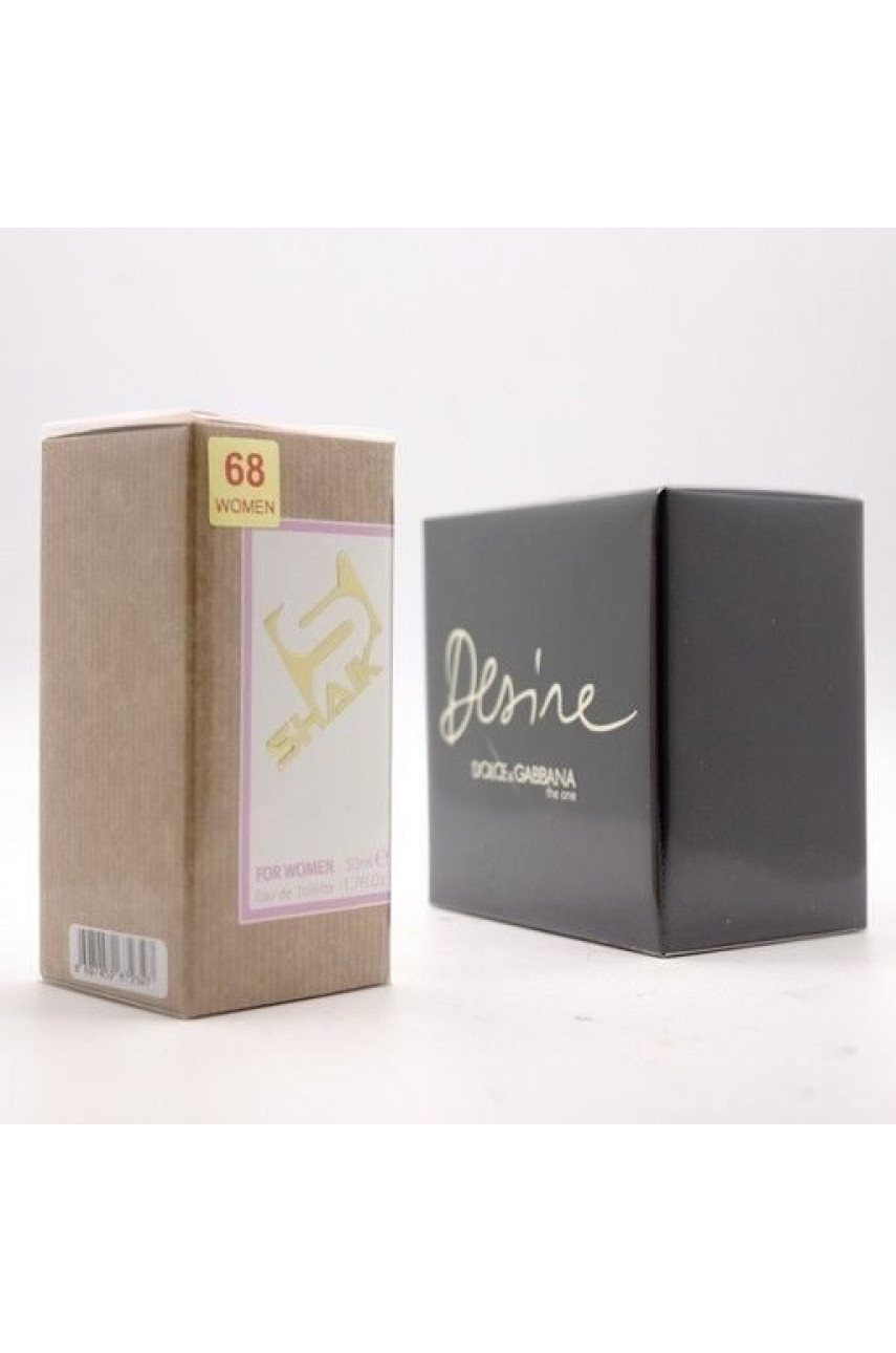 SHAIK W 68 (D&G THE ONE DESIRE FOR WOMEN) 50 ML
