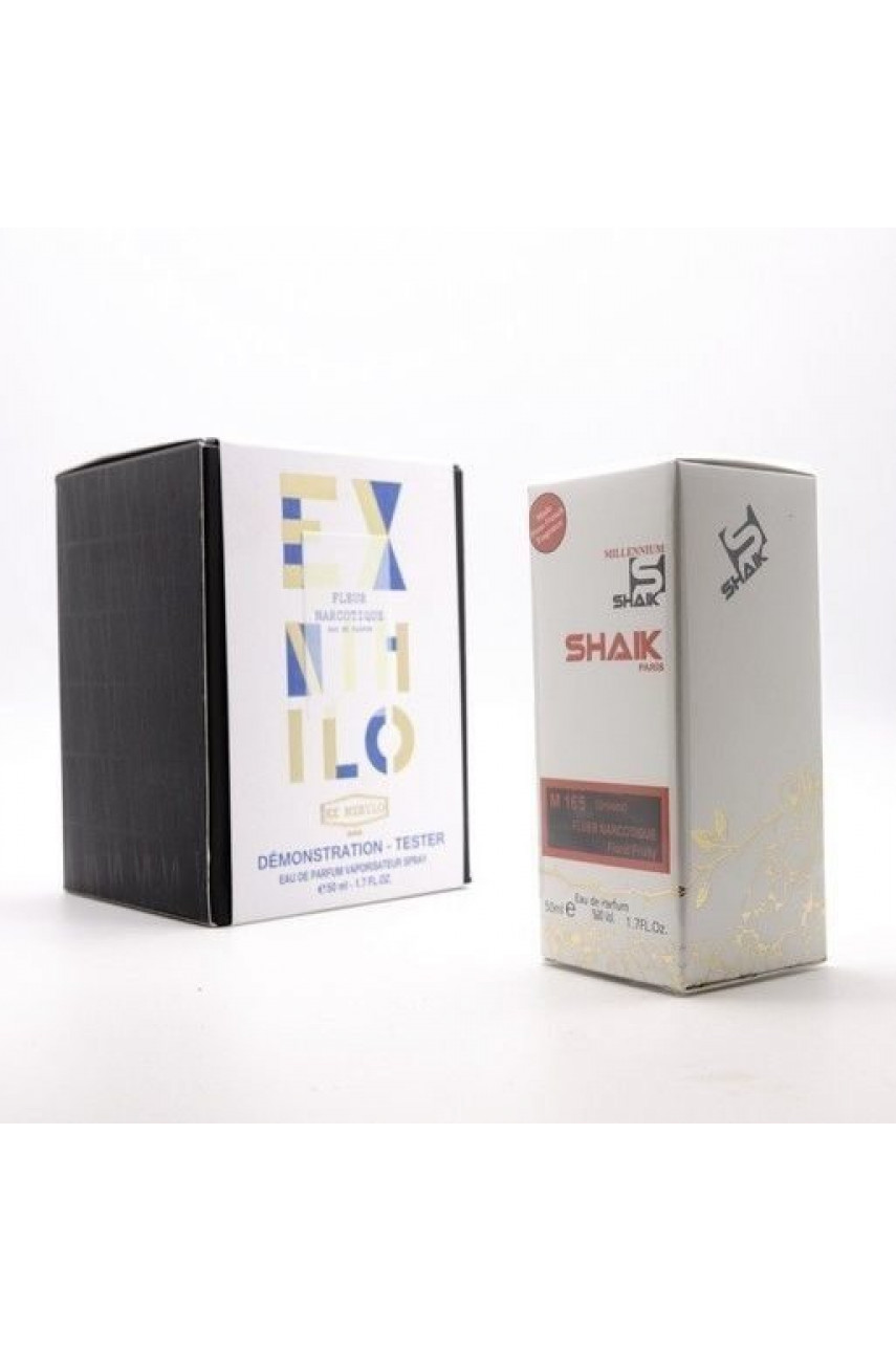 SHAIK M 165 (EX NIHILO FLEUR NARCOTIQUE UNISEX) 100 ML