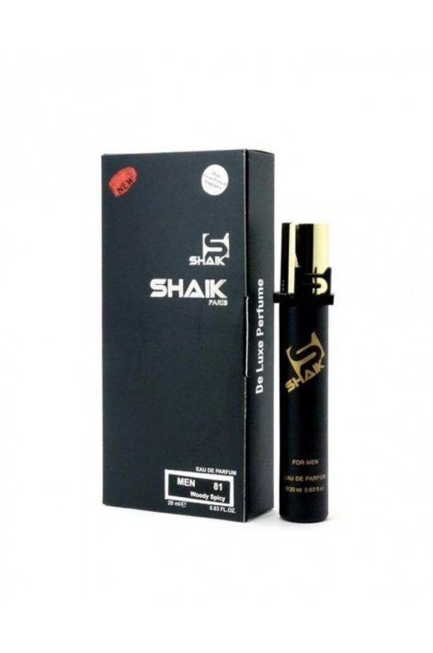 SHAIK M 81 (HUGO BOSS №6 FOR MEN) 20 ML