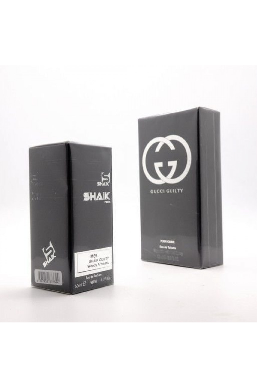 SHAIK M 69 (GUCCI GUILTY POUR HOMME) 50 ML