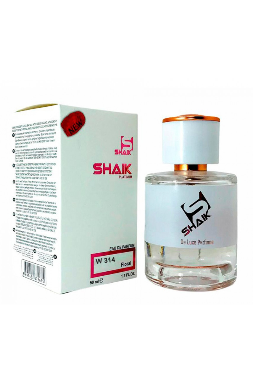 SHAIK PLATINUM W 314 (ARMAND BASI IN RED) 50 ML