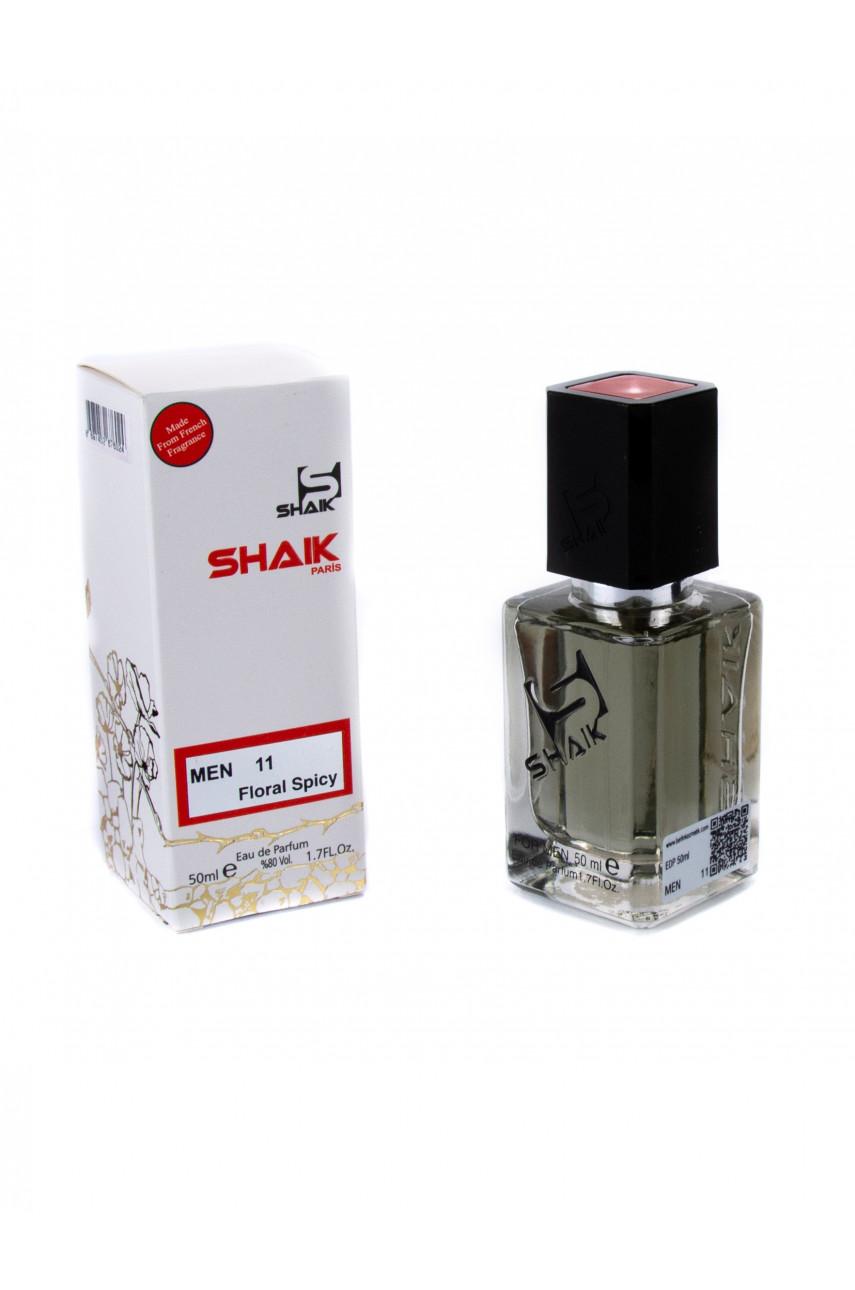 Shaik M11 (Paco Rabanne Invictus Intense), 50 ml