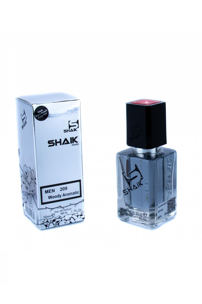 Shaik M209 (Paco Rabanne Invictus Aqua), 50 ml