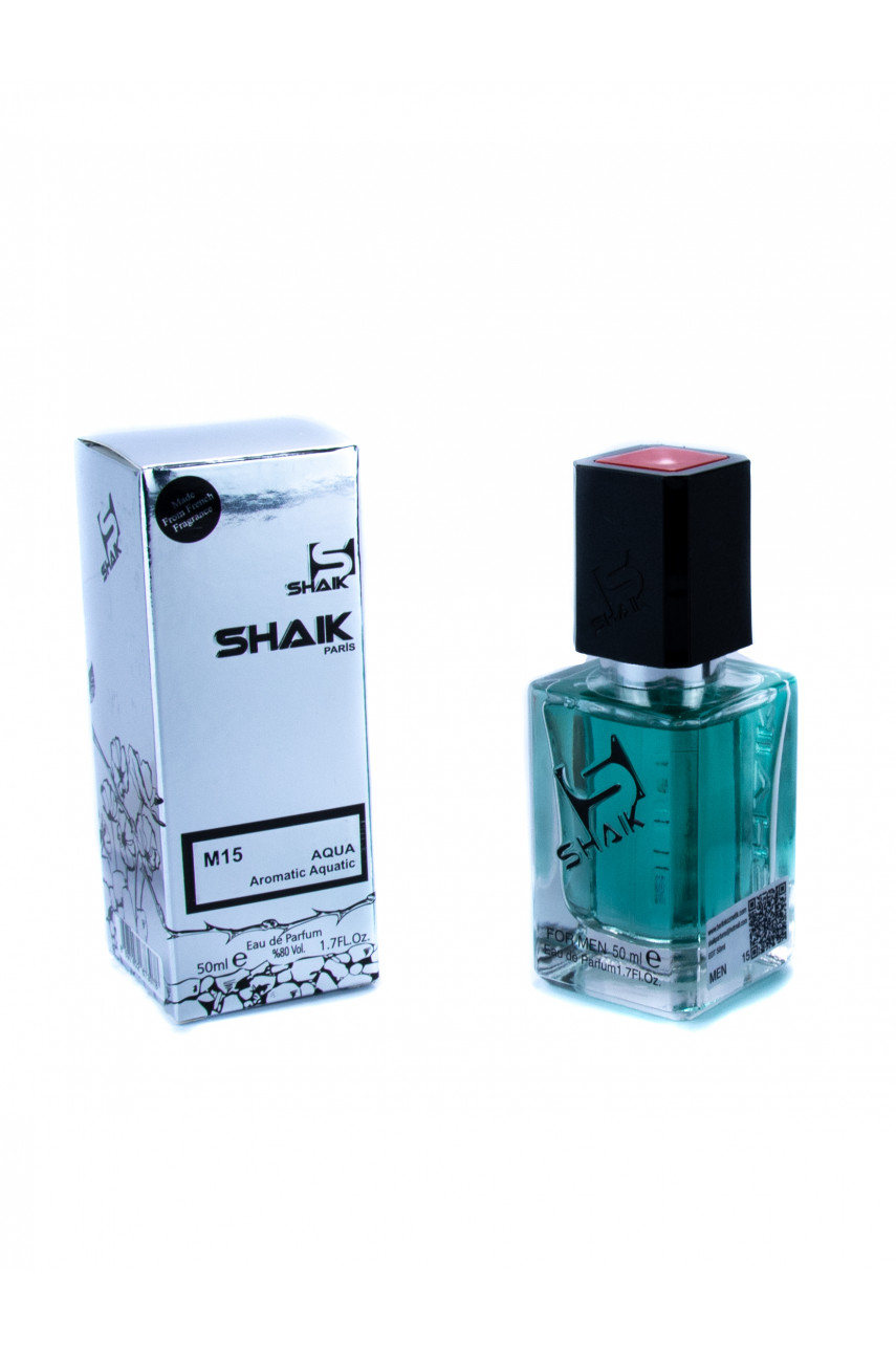 Shaik M15 (Bvlgari Aqva Pour Homme), 50 ml