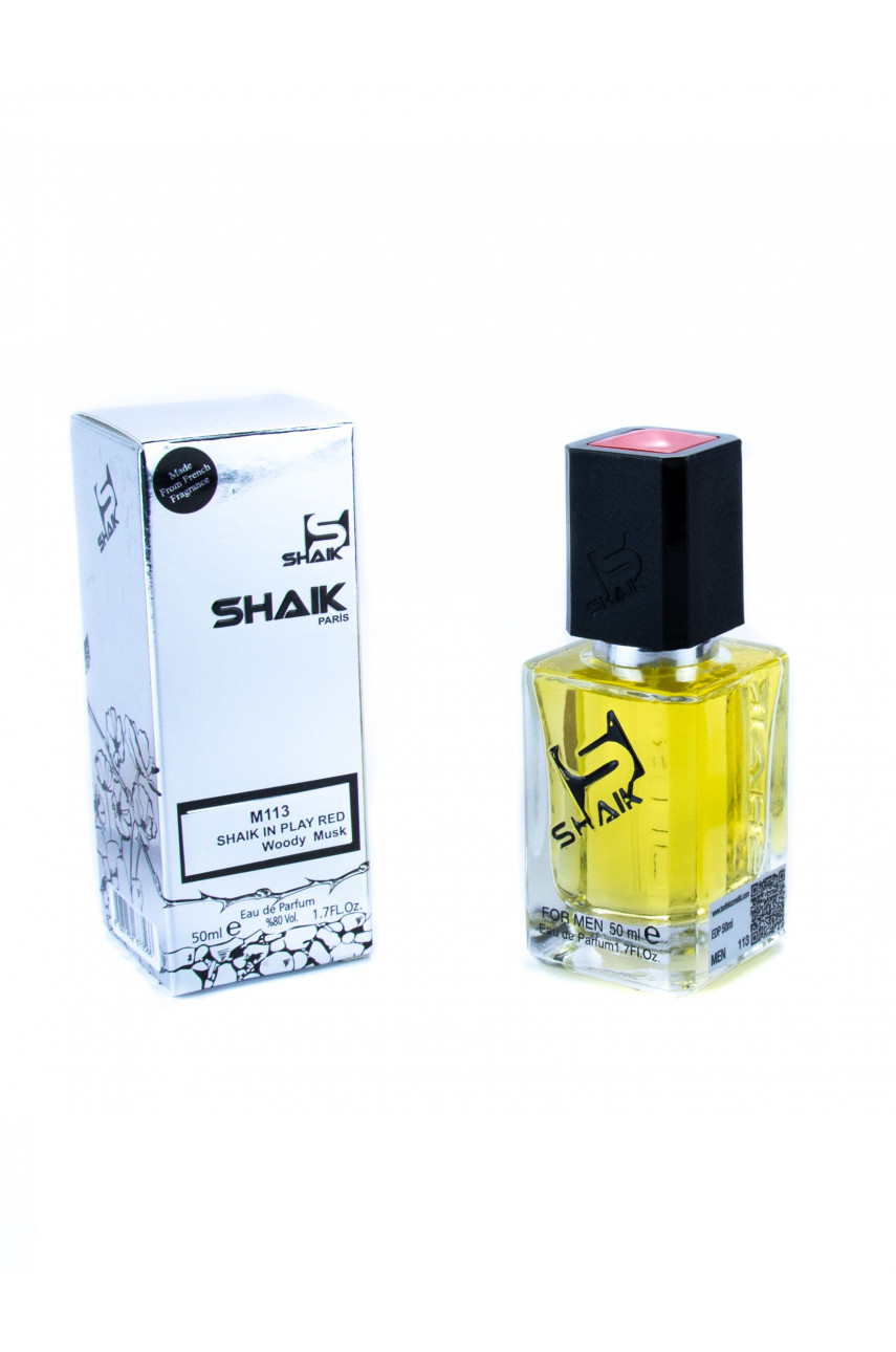 Shaik M113 (Style in Play Lacoste), 50 ml