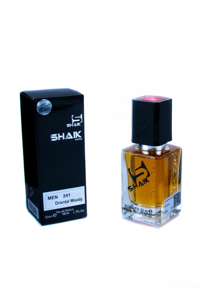 Shaik M241 (Baldessarini Ambre Oud), 50 ml
