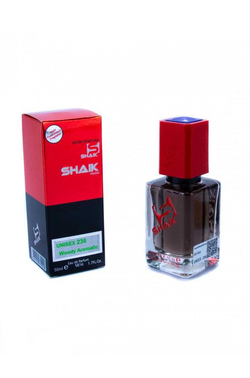 Shaik Unisex236 (Nasomatto Black Afgano), 50 ml
