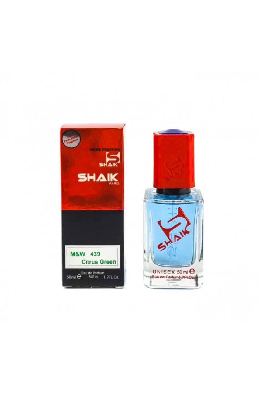 Shaik MW439 (Acqua di Parma Blu Mediterraneo Fico di Amalfi) 50 ml