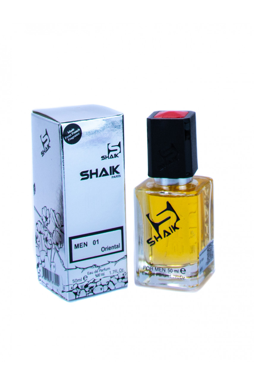 SHAIK M01 (SHAIK OPULENT BLUE №77) 50 ML