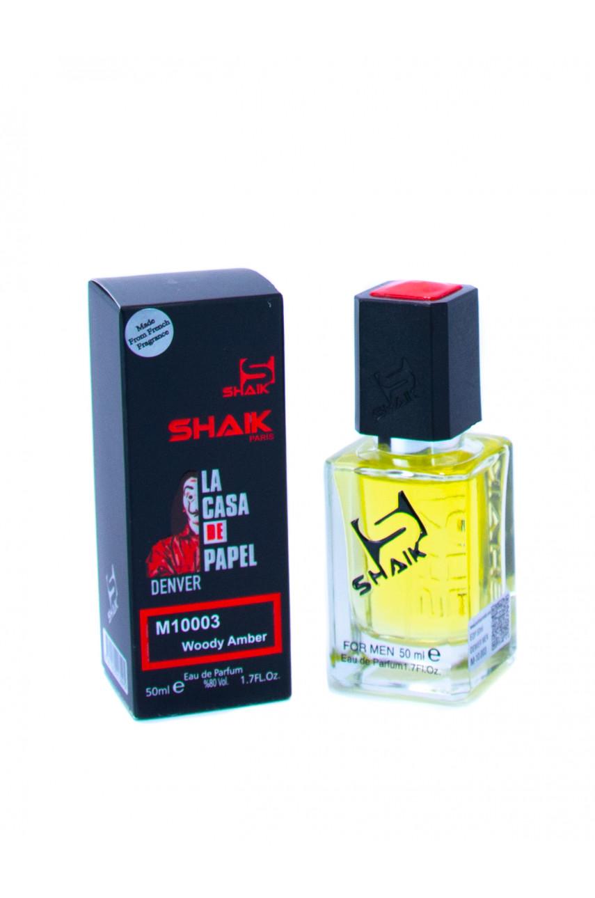 Shaik M10003 La Casa De Papel Denver, 50 ml