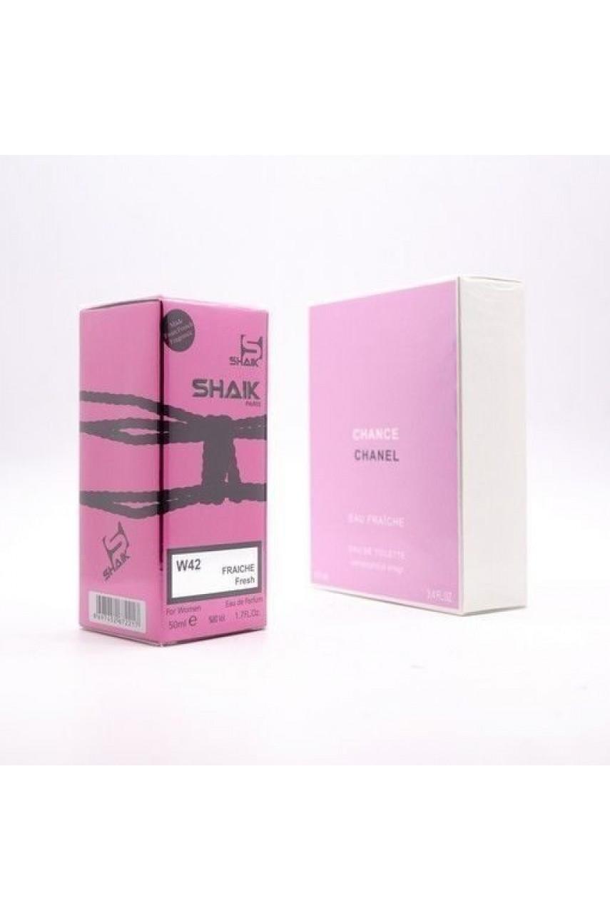 SHAIK W 42 (CHANEL CHANCE EAU FRAICHE FOR WOMEN) 50ml